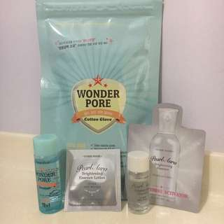 Étude House Wonder Pore Brightening Set
