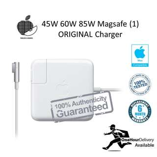 45W 60W 85W Macbook Magsafe 1 ORIGINAL Charger