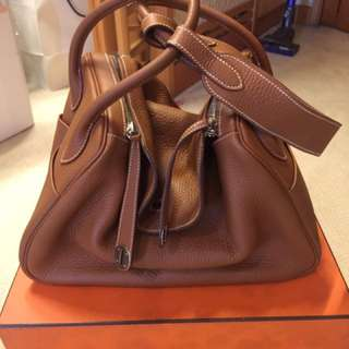 Hermes Lindy 34 (95% new) 100% real