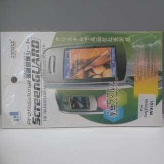 Sony Ericsson W910i 透明保護貼