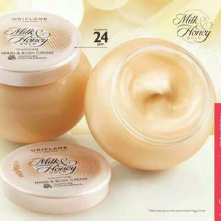 Body Cream Milk Honey buy 1 get 1