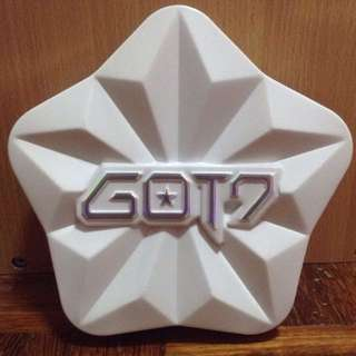 GOT 7 1st album