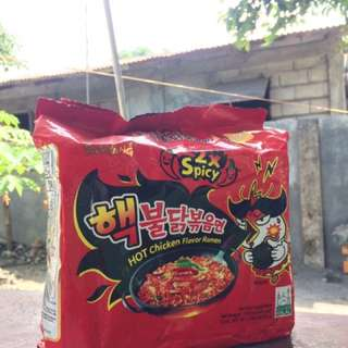 Samyang 2x spicy noodles