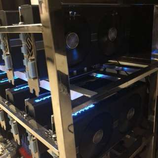 INSTANT DELIVERY 13GPU MINING RIG
