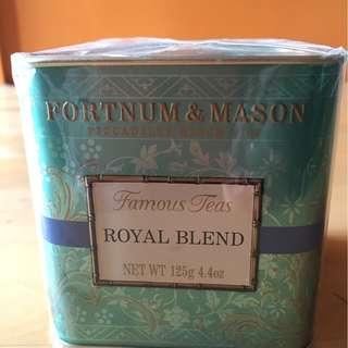 英國皇室名茶 Fortnum & Mason Royal Blend