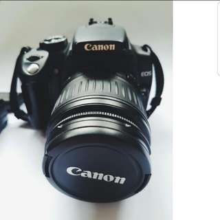 Canon 350D + 18-55mm EF-S IS Lens