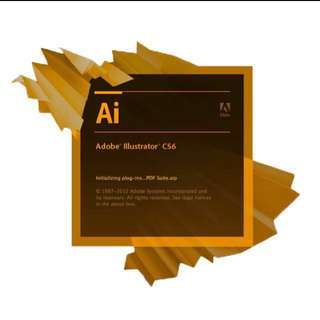 Adobe iLLustrator CS6 (Win/Mac)