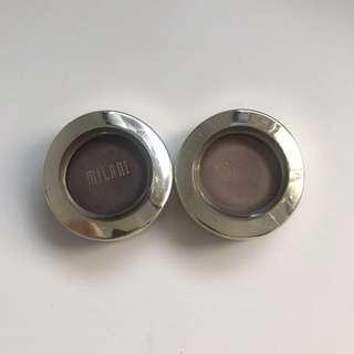 Milani Gel Powder Eyeshadow