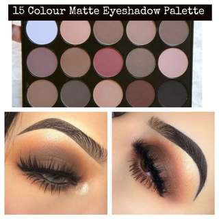 *INSTOCK* 15 Colour Eyeshadow Palette