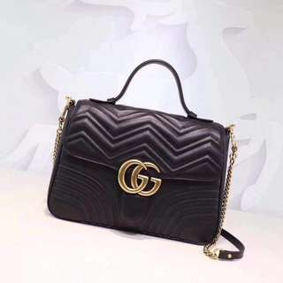 Gucci Marmont Top Handle Bag