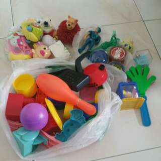 (All for $10)Kids Toys