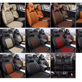 Customise Genuine leather seat cover
