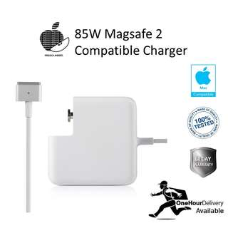 85W Macbook Magsafe 2 Compatible Charger