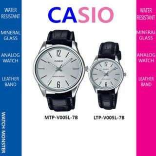Casio Couple Watch