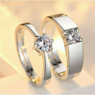 Couple Rings JZ-06 (Pre-Order)