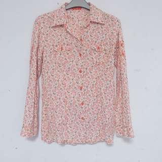 Formal Flower Shirt
