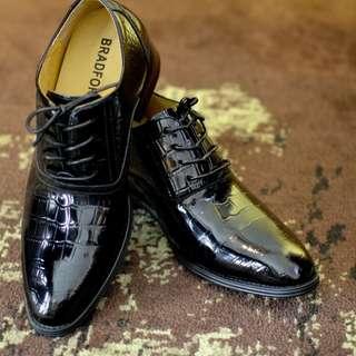 Bradford Groom Shoes 3inch Height Elevator