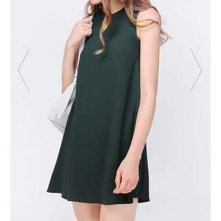 Fayth Hyde Pocket Swing Dress