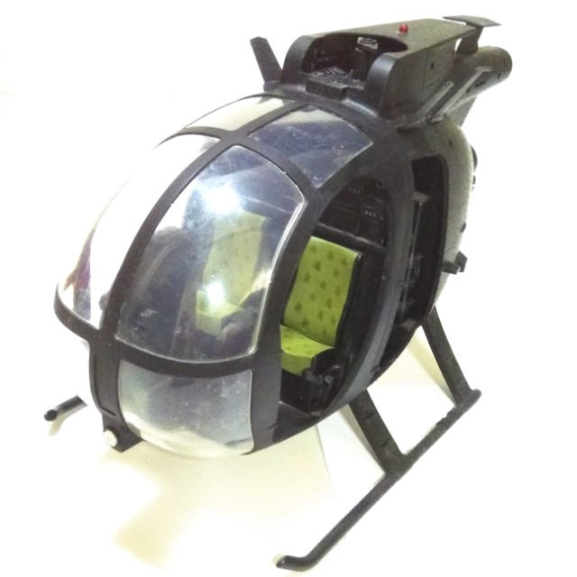 1 6 Scale Ah 6 Little Bird Helicopter Vehicle 21st Century Toys Not Hot Toys Massive