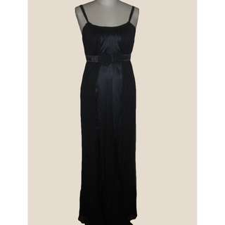 全新 (NEW) VERA WANG黑色 (Black color) Evening Dress