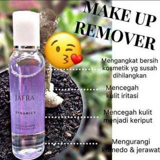 Make up remover (pembersih make up jafra)