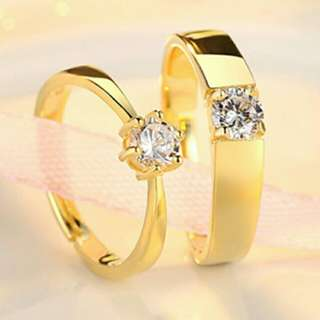 Couple Rings JZ-13 (Pre-Order)