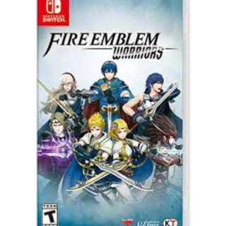 NINS SWITCH FIRE EMBLEM HERO BRAND NEW