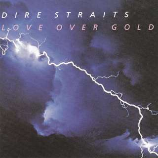 Dire Straits Love Over Gold remastered cd