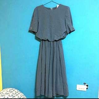 🎊極新藍色長洋裝/禮服 #舊愛換新歡