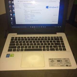 Laptop ASUS A455L (Turun Harga!)