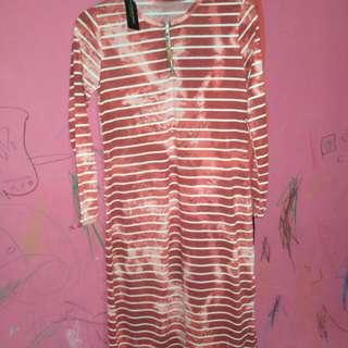 Dress warna unik