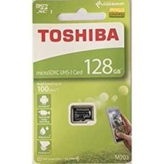 Micro SDXC UHS-I Card 128GB TOSHIBA 香港行貨