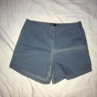 Size 14 Denim Shorts
