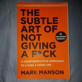 Mark Manson - Bestseller