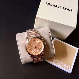 100% Authentic Michael Kors watch