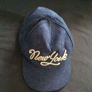 H&M New York Baby Hat (Used once)