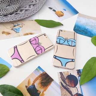 Bikini Jelly Case (Iphone & samsung)