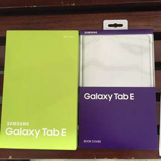100%New 港行 三星Samgsung Galaxy Tab E 9.6' 8gb Wifi 1月19日百老匯買有單
