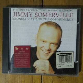 JIMMY SOMEVILLE 1984/1990 Collection