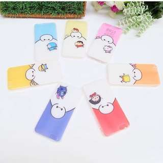 Baymax Jelly Case (iphone & samsung)