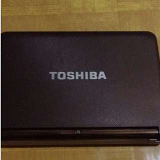 Laptop Notebook Netbook Second Toshiba