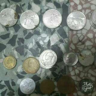 外幣  古錢