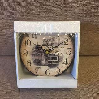 *Brand NEW* Vintage Clock from Melbourne