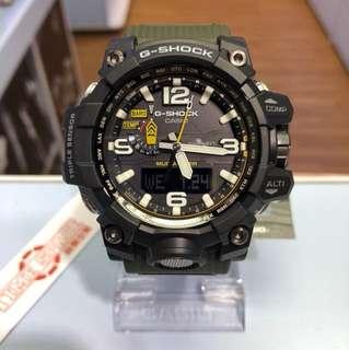 CASIO G-SHOCK MUDMASTER GWG-1000-1A3