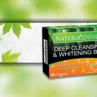 Deep Cleansing & Whitening Bar