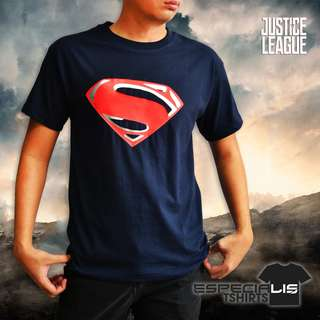 Superman T-shirt Justice League
