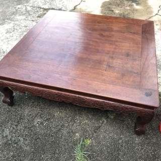 Huang Hua Li kang table