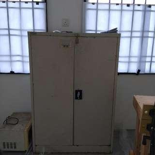 3 Tier Steel Cabinet