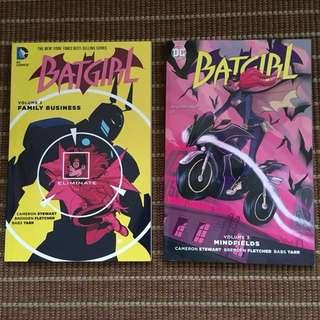 Batgirl (Volumes 2 and 3)