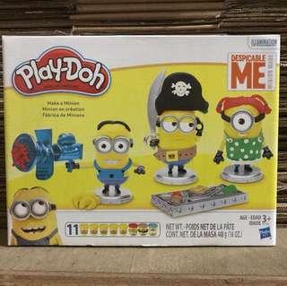 Play-Doh Make a Minion Despicable Me Set